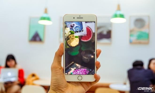 iPhone 8 và 8 Plus vẫn sử dụng công nghệ màn hình IPS LCD truyền thống