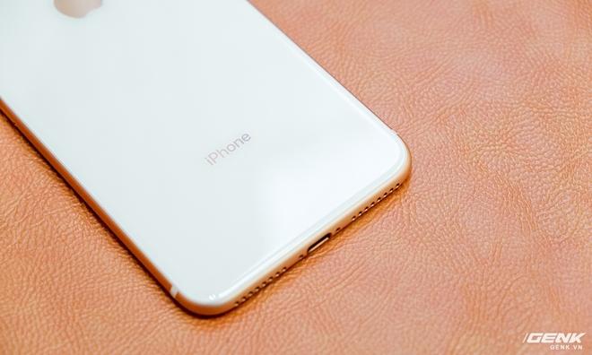 iPhone 8 Plus sở hữu một thiết kế tưởng rằng mới nhưng lại chẳng mới chút nào