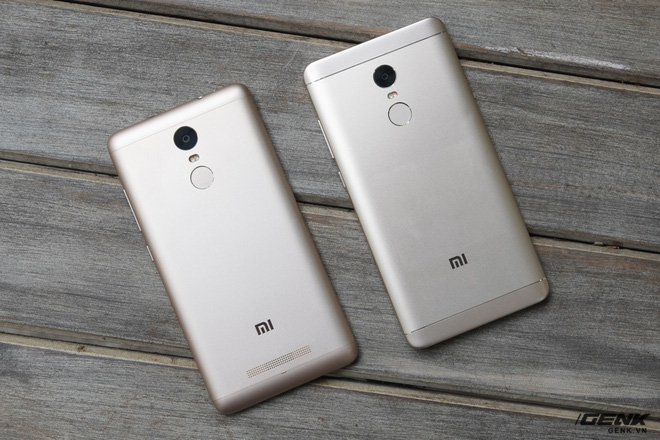 Cách tốt nhất để đánh giá Redmi Note 4 là so sánh trực tiếp với ông vua phân khúc giá rẻ, và cũng là người tiền nhiệm Redmi Note 3 Pro