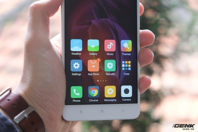 Redmi Note 4 sở hữu màn hình tương tự như Redmi Note 3 Pro