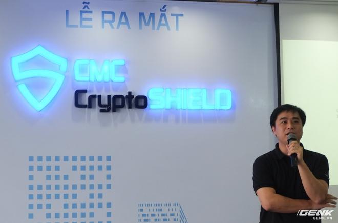 Ít ngày sau khi WannaCry bùng phát, CMC ra mắt phần mềm chống mã độc tống tiền CryptoShield
