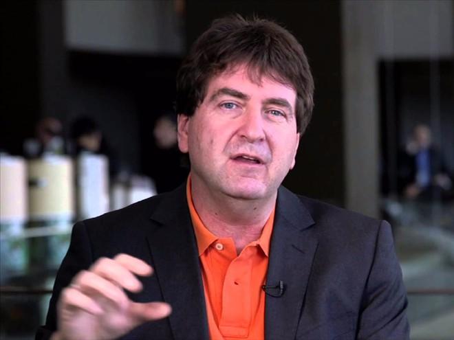 Axel Clauberg, Phó Chủ tịch nhóm Đổi mới Công nghệ, Deutsche Telekom.