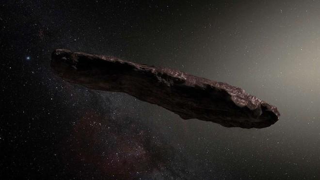 Các nhà khoa học hàng đầu đang điều tra xem đây có phải là phi thuyền của người ngoài hành tinh vừa ghé thămHệ Mặt Trời hay không - Ảnh 1.