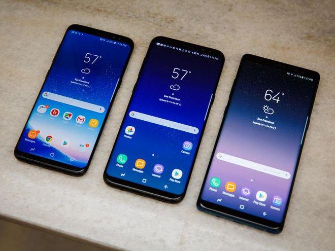Samsung đã lấy công chuộc tội bằng bộ 3 Galaxy 8/8 Plus và Galaxy Note 8
