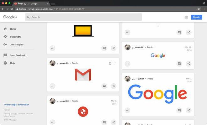 Tin tặc còn dùng Google Plus để lừa người dùng