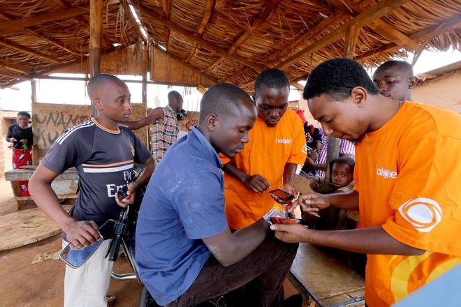 Halotel mang viễn thông đến với mọi người dân Tanzania