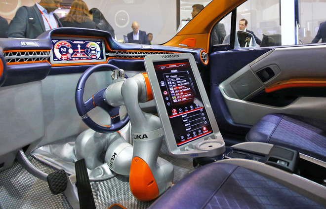 Samsung đã mua lại nhà sản xuất điện tử xe hơi của Mỹ vào tháng 3 với giá 8 tỷ USD