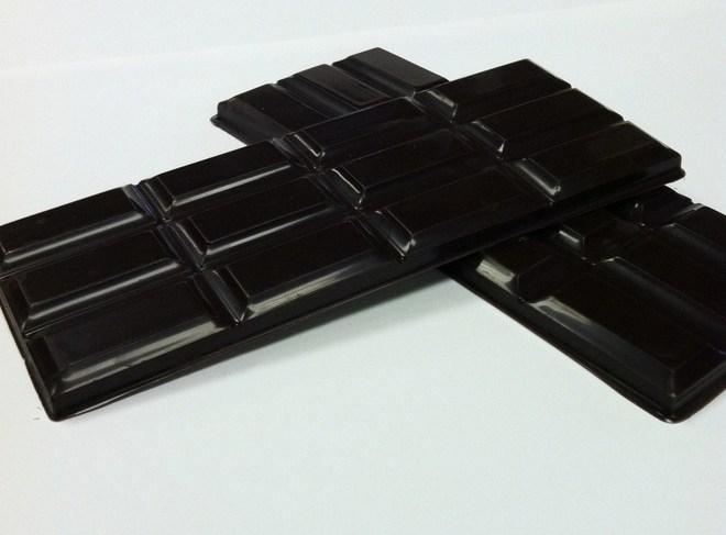 Sô cô la đen là một nguồn cung cấp rất nhiều flavanol