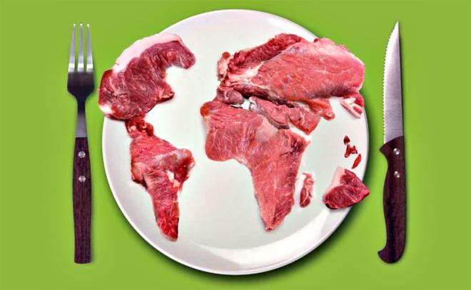 Tiêu thụ nhiều thịt gây hại đến cả hành tinh