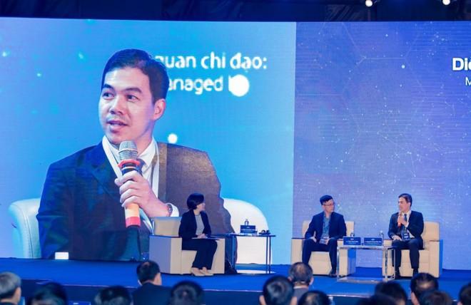 Ông Nguyễn Quang Hiền Huy, Phó Tổng giám đốc, Giám đốc Điều hành ngành hàng Thiết bị Di động Công ty Điện tử Samsung Vina