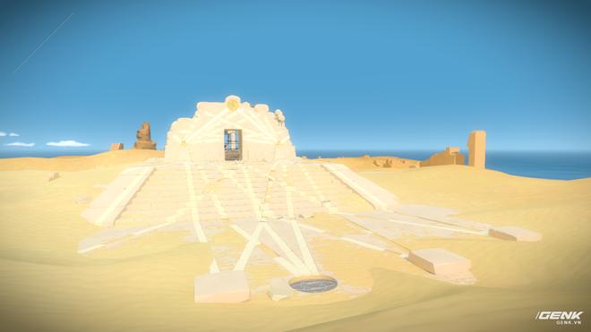Hiếm có tựa game nào có khả năng khiến người chơi như được giác ngộ và khai sáng đầu óc mỗi khi tìm được một lời giải như The Witness
