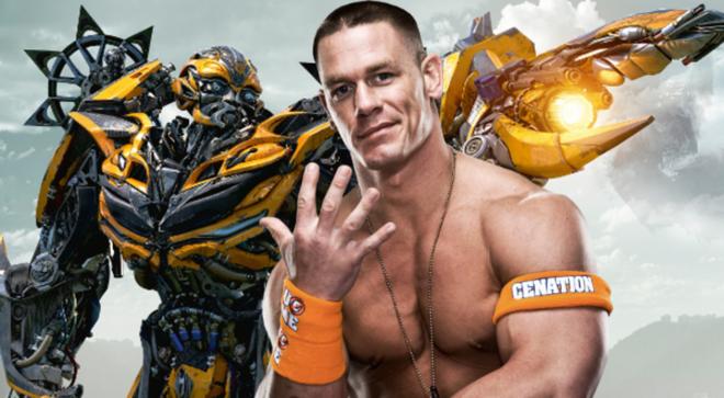 Paramount cũng xác nhận rằng ngôi sao WWE John Cena khả năng cao sẽ thủ vai chính trong bộ phim này