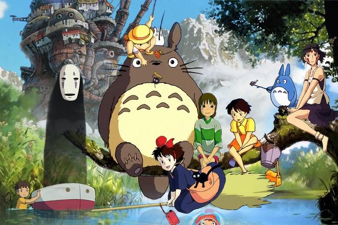 Studio Ghibli không đơn thuần là một hãng phim hoạt hình, họ đã đóng góp sắc màu và rất nhiều cung bậc cảm xúc cho tuổi thơ của chúng ta