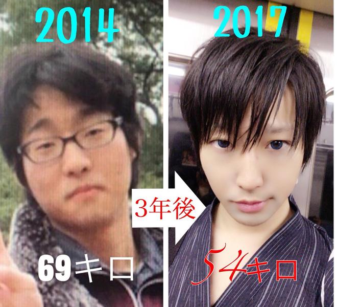 Sự biến đổi của @byakko_yun sau 3 năm theo đuổi bí kíp