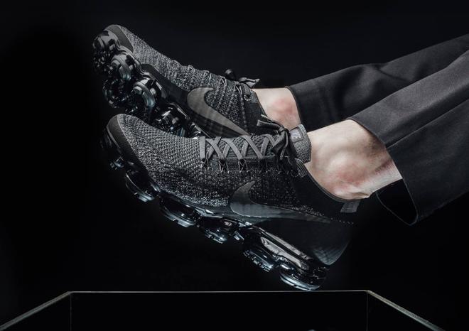Bộ đệm AIRMAX mới nhất trên Nike Vapor Max vẫn chưa thể bì kịp BOOST