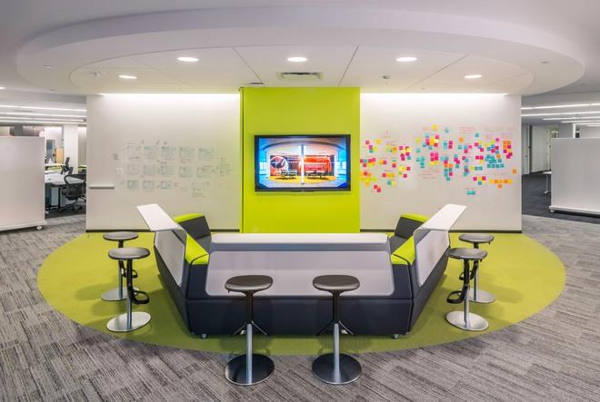 IBM Design Studio tại Austin, Texas