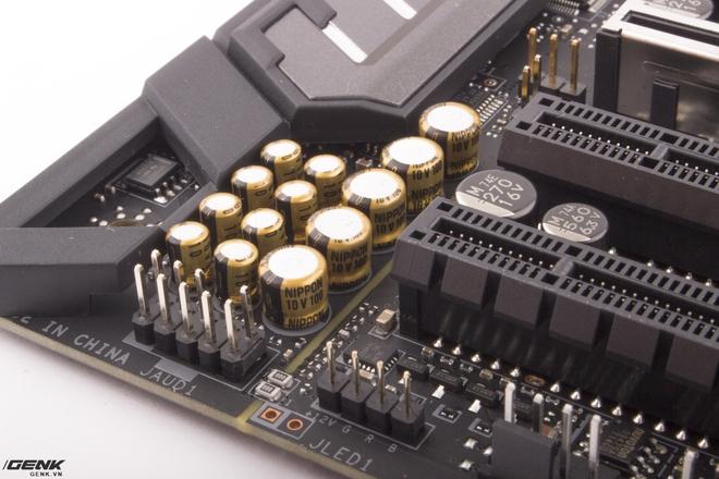 Dàn tụ điện Audio chất lượng cao