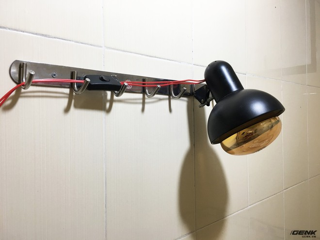 Rét đậm dưới 10 độ, đây là cách sinh viên cô đơn làm ấm nhà tắm chỉ với hơn 100 ngàn đồng - Ảnh 16.