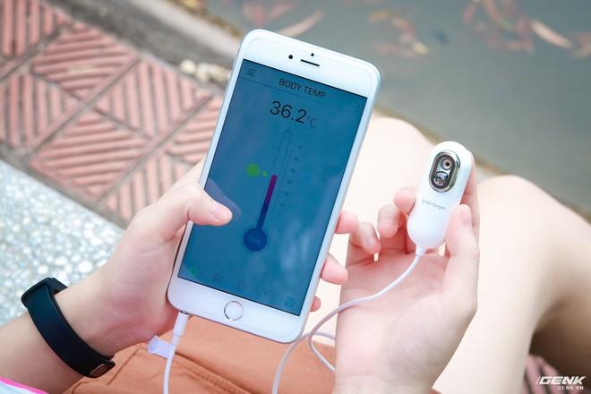Trên tay nhiệt kế điện tử Partron PTD-200: Nhiệt kế bỏ túi đa năng đo nhiệt độ cơ thể trong nháy mắt - Ảnh 12.