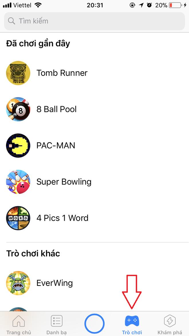 Người dùng sử dụng cả hệ điều hành iOS và Android đều có thể dễ dàng chơi game trên Facebook Messenger