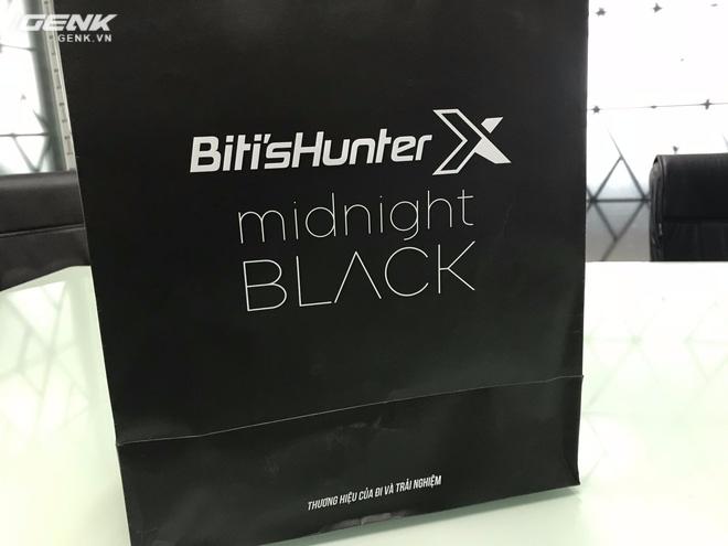 Đánh giá chi tiết 1 trong 100 đôi Bitis Hunter X Midnight Black đầu tiên: đế giống Nike đến lạ, chất lượng tốt, giá chưa đến 1 triệu - Ảnh 7.
