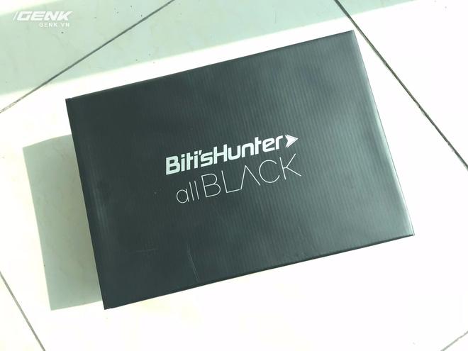 Đánh giá chi tiết 1 trong 100 đôi Bitis Hunter X Midnight Black đầu tiên: đế giống Nike đến lạ, chất lượng tốt, giá chưa đến 1 triệu - Ảnh 10.