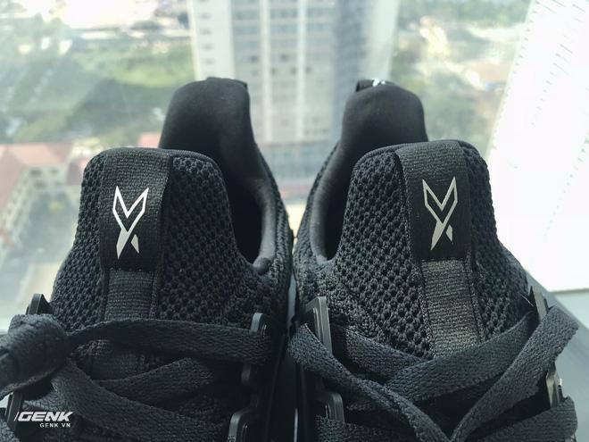 Đánh giá chi tiết 1 trong 100 đôi Bitis Hunter X Midnight Black đầu tiên: đế giống Nike đến lạ, chất lượng tốt, giá chưa đến 1 triệu - Ảnh 14.