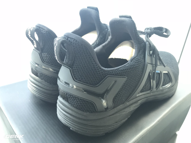 Đánh giá chi tiết 1 trong 100 đôi Bitis Hunter X Midnight Black đầu tiên: đế giống Nike đến lạ, chất lượng tốt, giá chưa đến 1 triệu - Ảnh 15.
