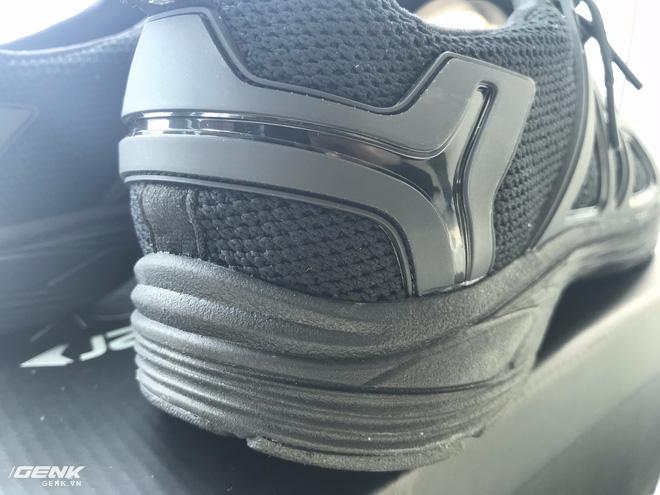 Đánh giá chi tiết 1 trong 100 đôi Bitis Hunter X Midnight Black đầu tiên: đế giống Nike đến lạ, chất lượng tốt, giá chưa đến 1 triệu - Ảnh 16.