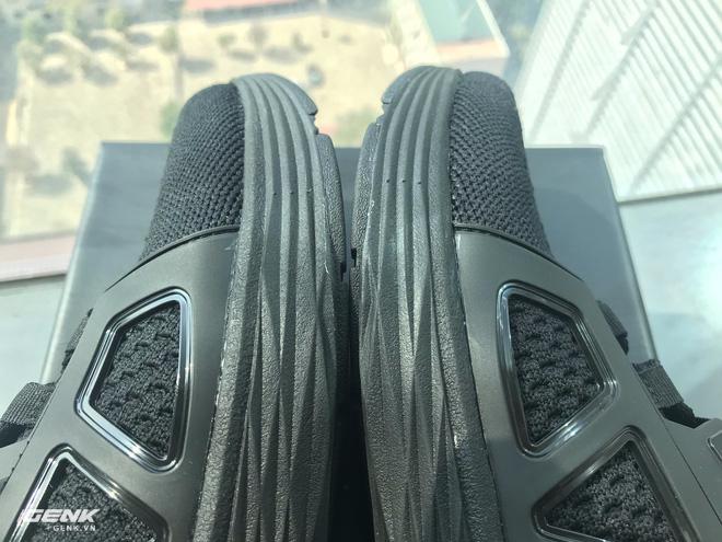 Đánh giá chi tiết 1 trong 100 đôi Bitis Hunter X Midnight Black đầu tiên: đế giống Nike đến lạ, chất lượng tốt, giá chưa đến 1 triệu - Ảnh 19.