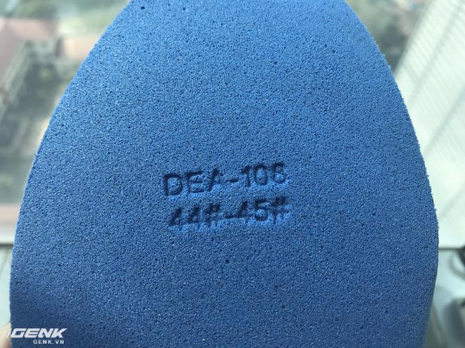 Đánh giá chi tiết 1 trong 100 đôi Bitis Hunter X Midnight Black đầu tiên: đế giống Nike đến lạ, chất lượng tốt, giá chưa đến 1 triệu - Ảnh 29.