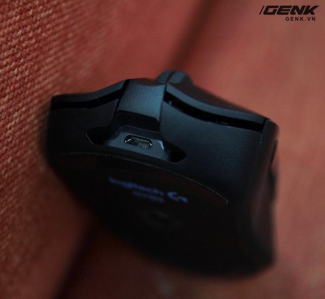 Cổng Micro USB trên G703