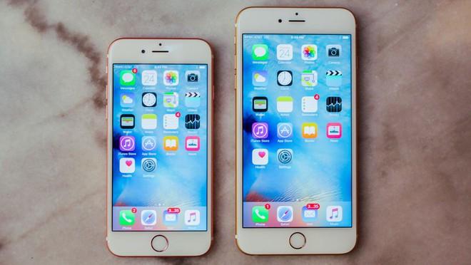 Đây mới là... 2 chiếc iPhone thứ 8 của Apple.