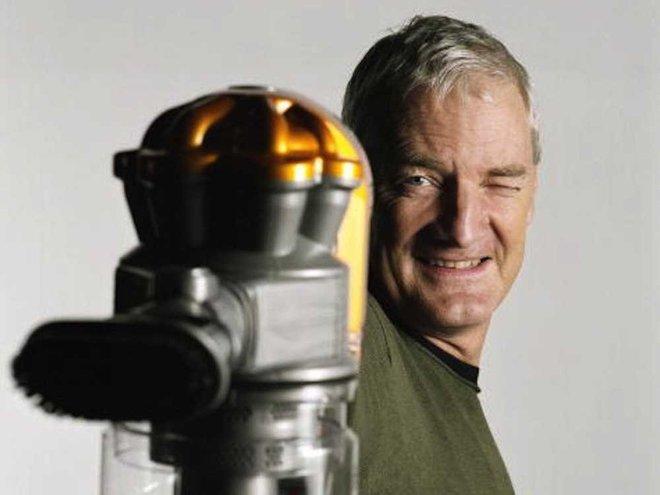 Tỷ phú James Dyson