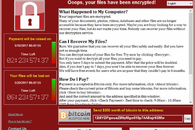 WannaCry đã để lại ảnh hưởng nặng nề tới nhiều cá nhân và tổ chức trên toàn thế giới