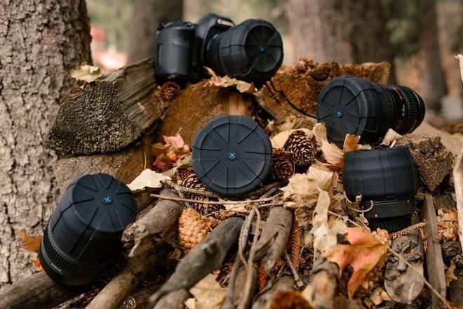 """Loại phụ kiện máy ảnh """"thần thánh"""" này có thể kéo dài phù hợp với bất cứ ống kính nào có ích thước từ 60 đến 150 mm."""