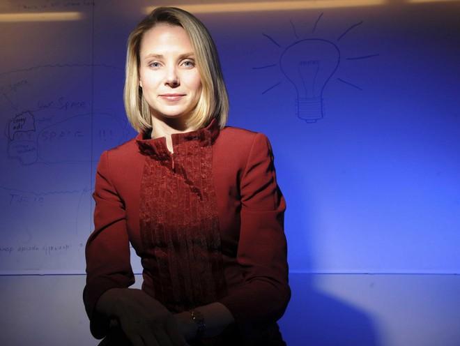 Cựu CEO Yahoo Marissa Mayer cũng là một người thực hiện chế độ ngủ 3-5 tiếng mỗi ngày.