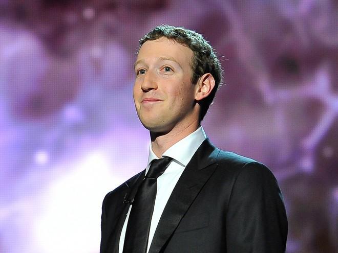 Mark Zurkerberg, ông chủ của mạng xã hội lớn nhất hành tinh.