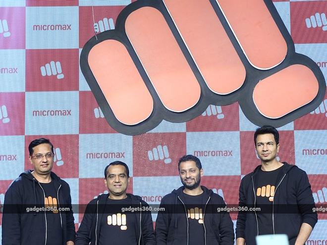 Những nhà sáng lập của Micromax.