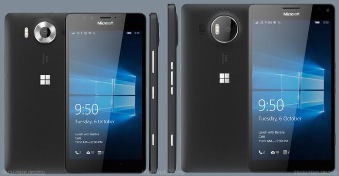 Bộ đôi Lumia 950 và 950 XL đã bị kiện vì công nghệ triple LED flash.
