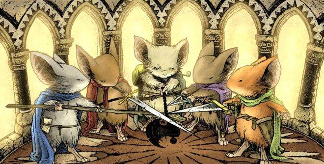 Chiếu ánh sáng vào não biến những con chuột nhút nhát thành bất khả chiến bại