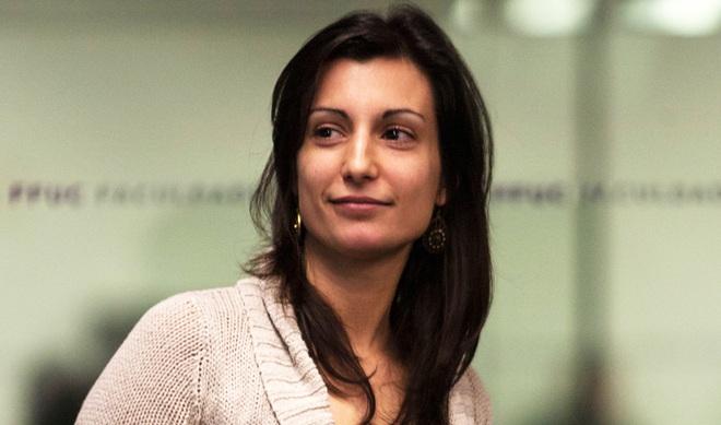 Maria Pereira là nữ nhà khoa học 31 tuổi người Bồ Đào Nha đang phát triển một loại keo có thể dán liền những vết thương trong cơ thể