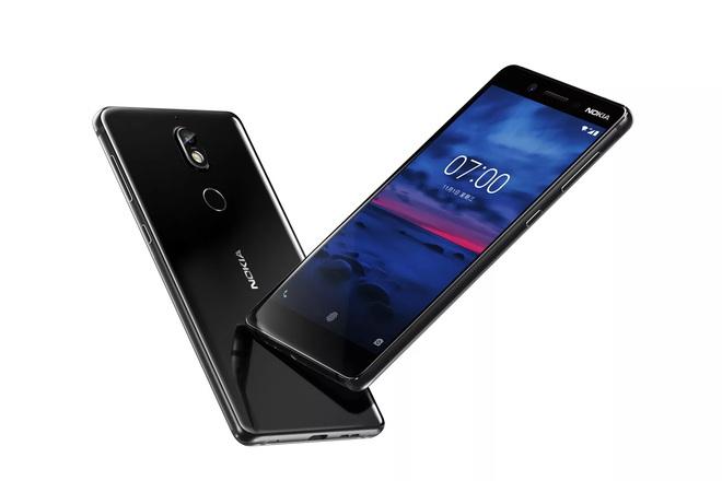 Hình ảnh tổng quan của Nokia 7