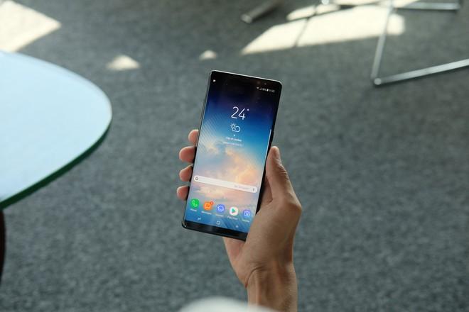 Samsung tự tin về tình hình kinh doanh trong năm tài khóa 2017