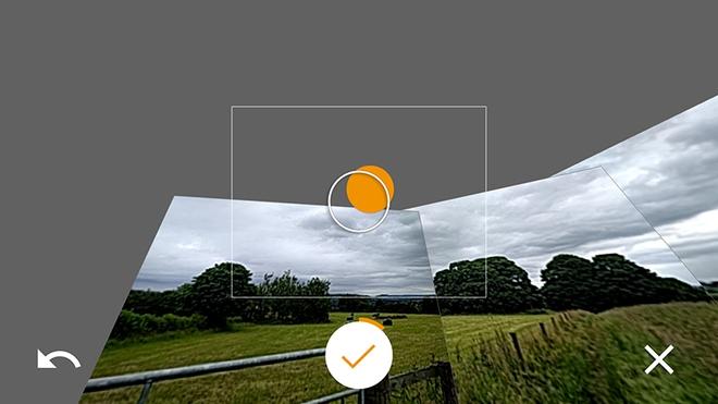 Cảm biến con quay hồi chuyển - ứng dụng trong việc chụp ảnh 360 độ