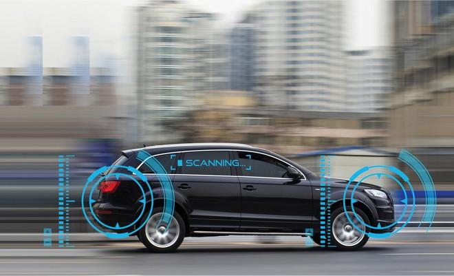 Chip và cảm biến trên xe tự lái đều là thị trường mà cả ba thèm muốn.
