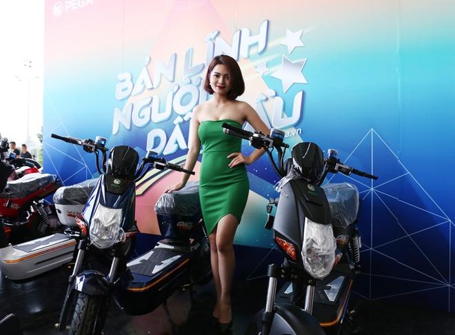 Các mẫu xe mới được trưng bày tại sự kiện ra mắt tại Hà Nội