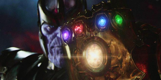 Thanos và 6 viên đá vô cực