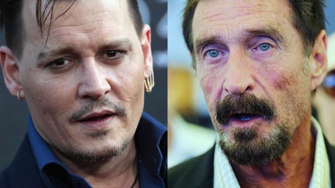 Johny Depp và nhân vật John McAfee đều có những mảng tối trong đời, liệu nam tài tử 53 tuổi có hóa thân thành công vào vai diễn nặng đô này?