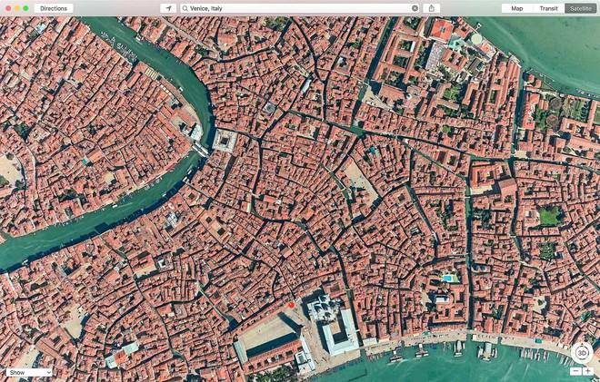 Thành phố Venice, Ý.